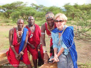 Agnes Ducout (Kenya 2013) GHA SECRETARY