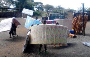 GAZELLE HARAMBEE 2012 Kimana (Kenya)