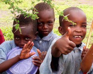 GAZELLE HARAMBEE Olmoti school 2014 (Kenya)
