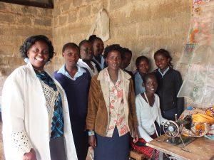 """GAZELLE HARAMBEE LOITOKITOK """"Skylink youth Polytechnic"""". 2014 (Kenya)"""