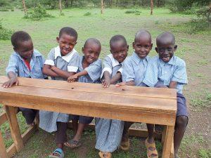 GAZELLE HARAMBEE association de solidarité en afrique OLMOTI School (Kenya) 2012/2013/2014