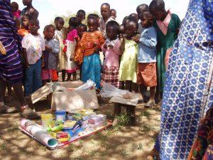 GAZELLE HARAMBEE Riza School  2013 (Kenya)