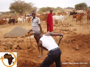 GAZELLE HARAMBEE ORMITI project Lemongo Spring 2014 (Kenya)