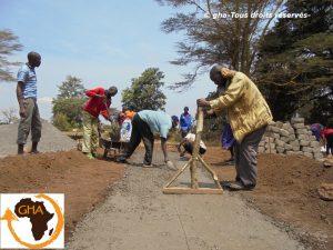 GAZELLE HARAMBEE ORMITI Project Olchoro Spring 2014 (Kenya)