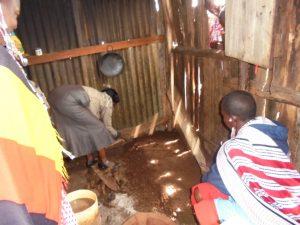 GAZELLE HARAMBEE PROJET ORMITI JIKO training 2014 (Kenya)