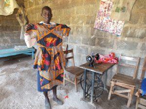 GAZELLE HARAMBEE VISITE TERRAIN KENYA 2015