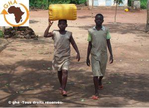 GAZELLE HARAMBEE Zongbonou School (Benin 2014)