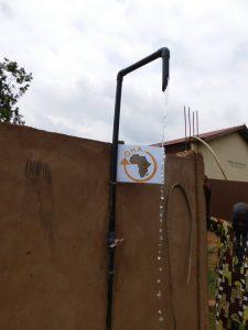 GHA Projet Forage Djegou Nagot 2015 Bénin