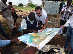 Gazelle Harambee Association solidarité & développement en Afrique 2016 Kenya