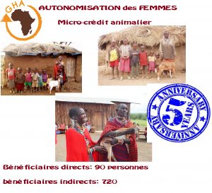 5 ans micro credit animalier