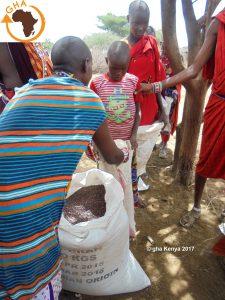 Afrique,Kenya, Amboseli,Association Gazelle Harambee Projet ESITETI 2017, GHA