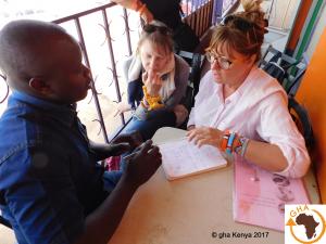 Afrique, Kenya, Amboseli, Association Gazelle Harambee , GHA, Projet BOGA 2017
