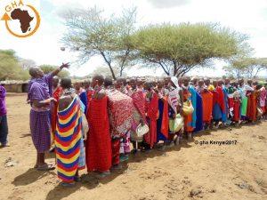 Afrique,Kenya,Amboseli, Association Gazelle Harambee, Projet ESITETI 2017 ,GHA
