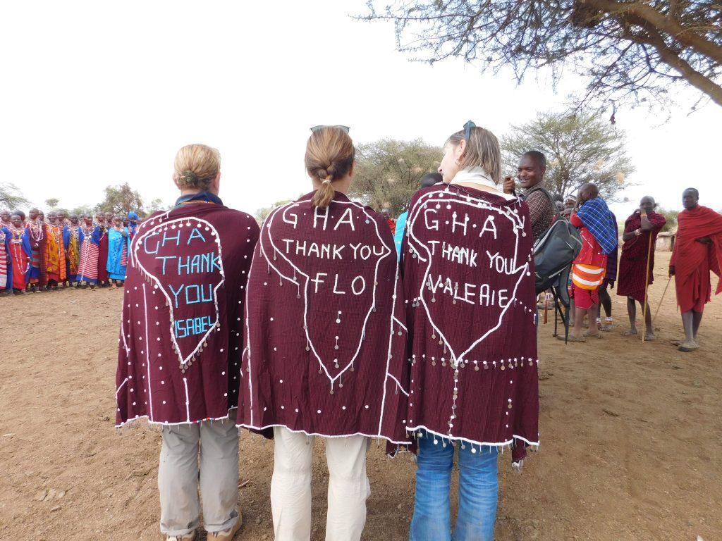 Afrique,Kenya,Amboseli,association Gazelle Harambee, Projet ESITETI 2017, GHA